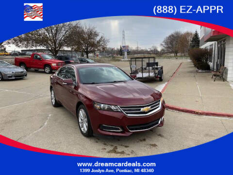 2017 Chevrolet Impala for sale at Great Lakes Auto Superstore in Pontiac MI