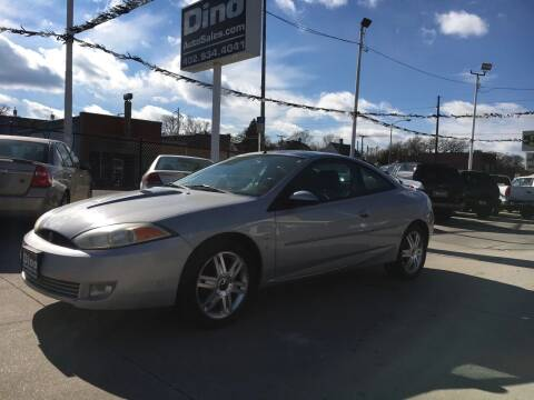 2002 Mercury Cougar for sale at Dino Auto Sales in Omaha NE