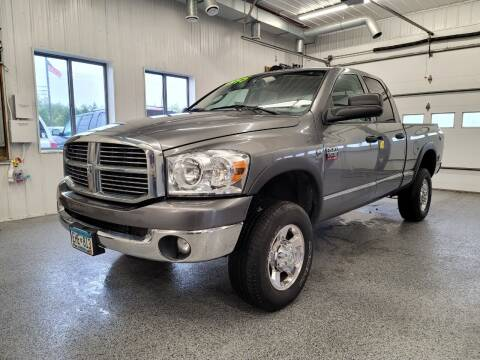 2009 Dodge Ram Pickup 2500 for sale at Sand's Auto Sales in Cambridge MN