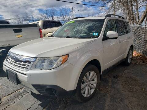 2012 Subaru Forester for sale at Real Deal Auto Sales in Manchester NH