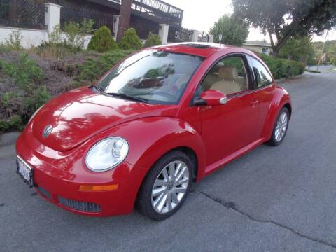 2008 Volkswagen New Beetle for sale at Inspec Auto in San Jose CA