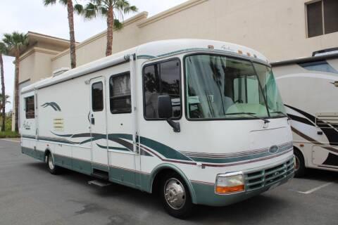 1999 Rexhall Aerbus XL3100 for sale at Rancho Santa Margarita RV in Rancho Santa Margarita CA