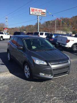 2014 Ford Escape for sale at MARLAR AUTO MART SOUTH in Oneida TN