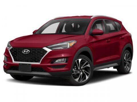 2021 Hyundai Tucson for sale at Wayne Hyundai in Wayne NJ