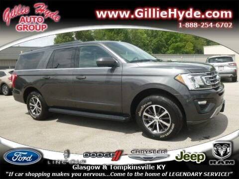 2019 Ford Expedition MAX for sale at Gillie Hyde Auto Group in Glasgow KY