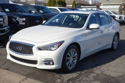2016 Infiniti Q50 for sale at Olger Motors, Inc. in Woodbridge NJ