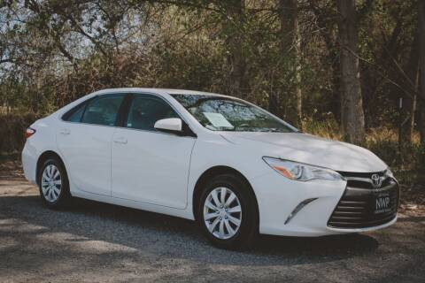2015 Toyota Camry for sale at Northwest Premier Auto Sales Kennewick in Kennewick WA