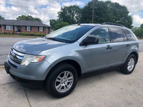 2007 Ford Edge for sale at E Motors LLC in Anderson SC
