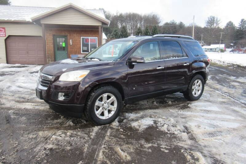 2008 Saturn Outlook for sale at Clearwater Motor Car in Jamestown NY