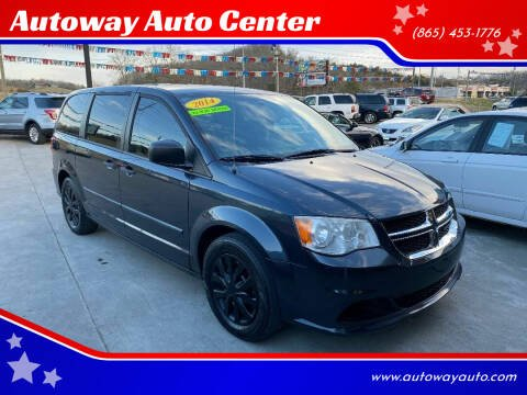 2014 Dodge Grand Caravan for sale at Autoway Auto Center in Sevierville TN