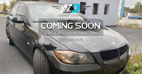 2007 BMW 3 Series for sale at D & D Used Cars in New Port Richey FL
