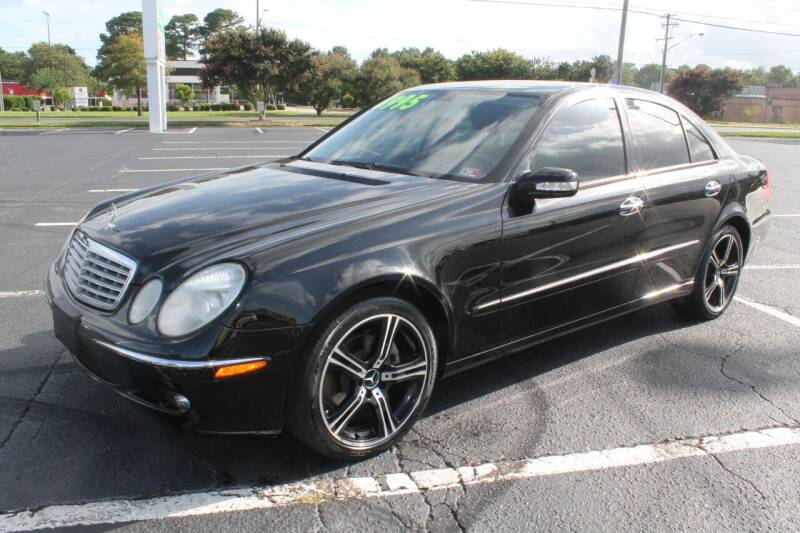 2006 Mercedes-Benz E-Class for sale at Drive Now Auto Sales in Norfolk VA