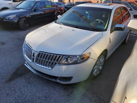2010 Lincoln MKZ for sale at Rockland Auto Sales in Philadelphia PA