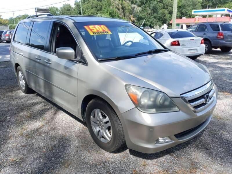 2005 Honda Odyssey for sale at Allen's Friendly Auto Sales in Sanford FL
