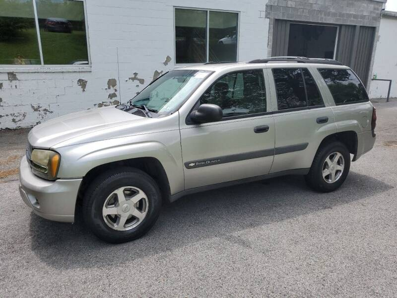 2004 Chevrolet TrailBlazer for sale at Penn American Motors LLC in Allentown PA