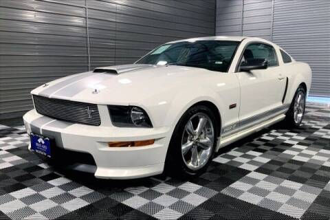2007 Ford Mustang for sale at TRUST AUTO in Sykesville MD