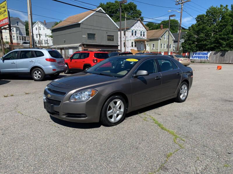 2012 Chevrolet Malibu for sale at Capital Auto Sales in Providence RI