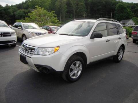 2011 Subaru Forester for sale at 1-2-3 AUTO SALES, LLC in Branchville NJ