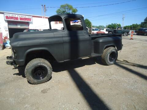 1957 Chevrolet 3100 for sale at Marshall Motors Classics in Jackson Michigan MI
