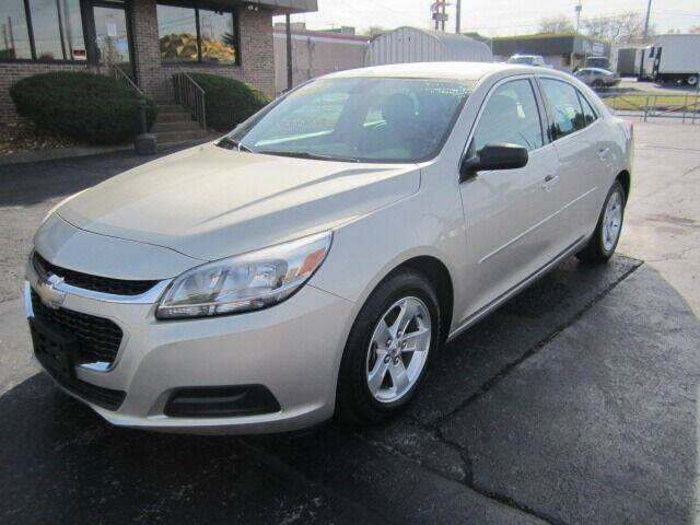 2014 Chevrolet Malibu for sale at Jacobs Auto Sales in Nashville TN