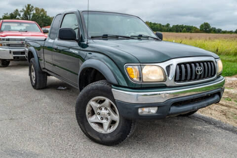2004 Toyota Tacoma for sale at Fruendly Auto Source in Moscow Mills MO