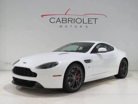 2015 Aston Martin V8 Vantage for sale at Cabriolet Motors in Morrisville NC