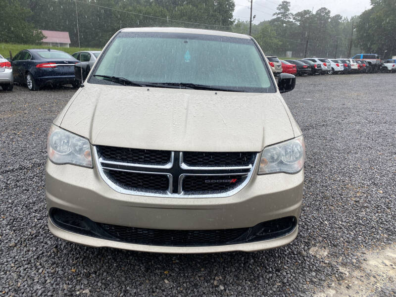 2013 Dodge Grand Caravan for sale at Alpha Automotive in Odenville AL