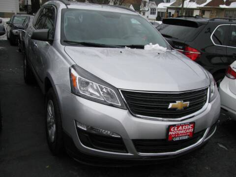 2013 Chevrolet Traverse for sale at CLASSIC MOTOR CARS in West Allis WI