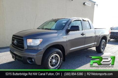 2011 Toyota Tundra for sale at Route 21 Auto Sales in Canal Fulton OH