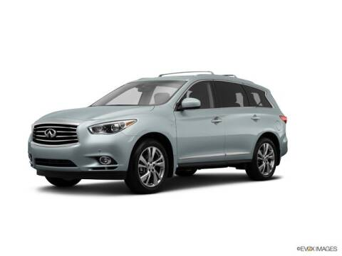 2014 Infiniti QX60 for sale at BAYWAY Certified Pre-Owned in Houston TX