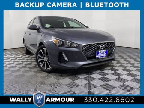 2018 Hyundai Elantra GT for sale at Wally Armour Chrysler Dodge Jeep Ram in Alliance OH
