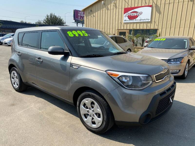 2014 Kia Soul for sale at Approved Autos in Bakersfield CA