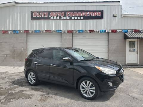 2012 Hyundai Tucson for sale at Elite Auto Connection in Conover NC