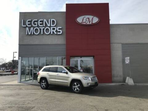 2012 Jeep Grand Cherokee for sale at Legend Motors of Detroit - Legend Motors of Ferndale in Ferndale MI