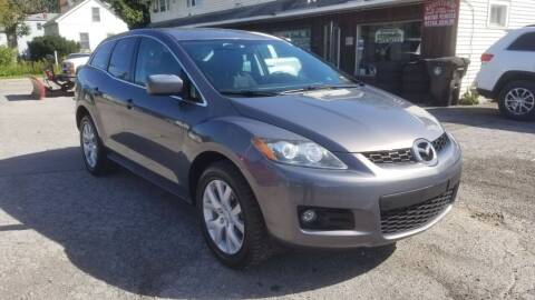 2007 Mazda CX-7 for sale at Motor House in Alden NY