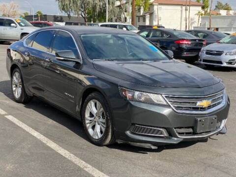 2015 Chevrolet Impala for sale at Brown & Brown Wholesale in Mesa AZ