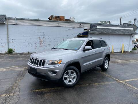 2014 Jeep Grand Cherokee for sale at Santa Motors Inc in Rochester NY