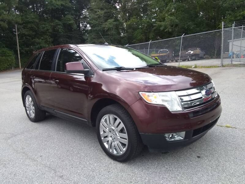 2010 Ford Edge for sale at Import Plus Auto Sales in Norcross GA