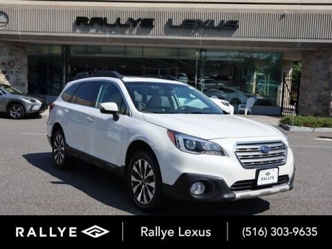 2017 Subaru Outback for sale at RALLYE LEXUS in Glen Cove NY