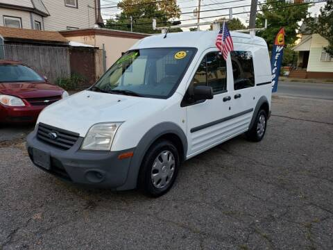 2011 Ford Transit Connect for sale at Devaney Auto Sales & Service in East Providence RI