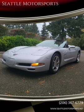 2002 Chevrolet Corvette for sale at Seattle Motorsports in Shoreline WA