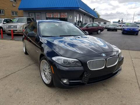 2011 BMW 5 Series for sale at Nationwide Auto Group in Melrose Park IL