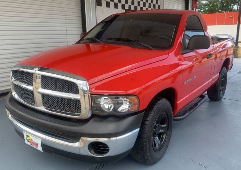 2002 Dodge Ram Pickup 1500 for sale at Tiny Mite Auto Sales in Ocean Springs MS