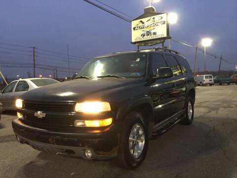2004 Chevrolet Tahoe for sale at A & D Auto Group LLC in Carlisle PA