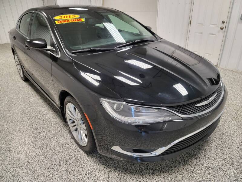 2015 Chrysler 200 for sale at LaFleur Auto Sales in North Sioux City SD