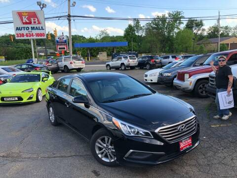2016 Hyundai Sonata for sale at KB Auto Mall LLC in Akron OH