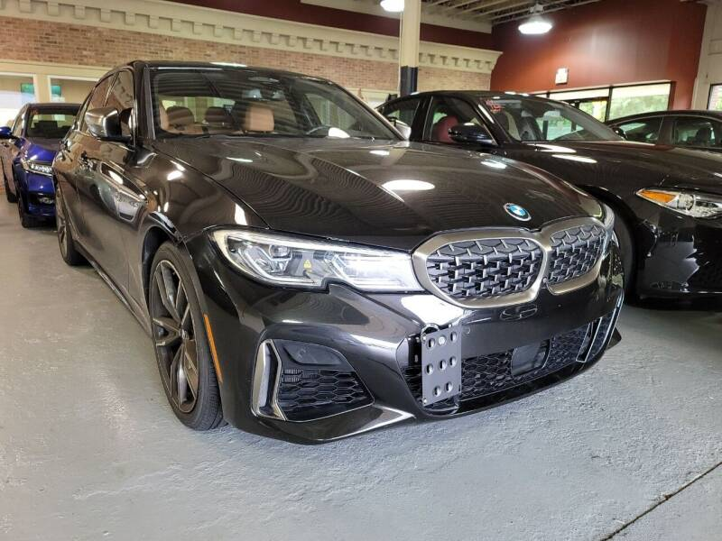 2020 BMW 3 Series for sale at AW Auto & Truck Wholesalers  Inc. in Hasbrouck Heights NJ