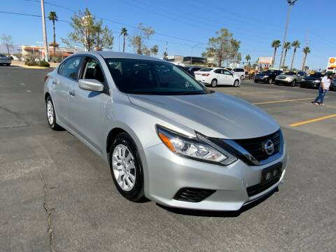 2017 Nissan Altima for sale at Charlie Cheap Car in Las Vegas NV