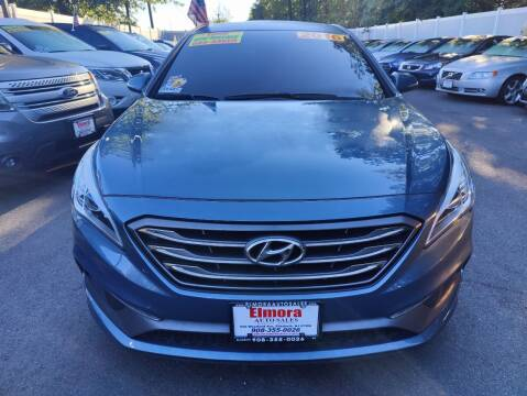 2016 Hyundai Sonata for sale at Elmora Auto Sales in Elizabeth NJ