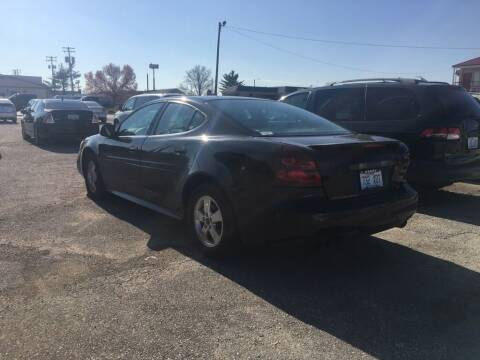 2005 Pontiac Grand Prix for sale at Drive Today Auto Sales in Mount Sterling KY